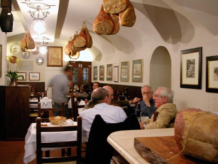 Il Latini, Nicola Bramigk, Firenze, Florence, Florenz