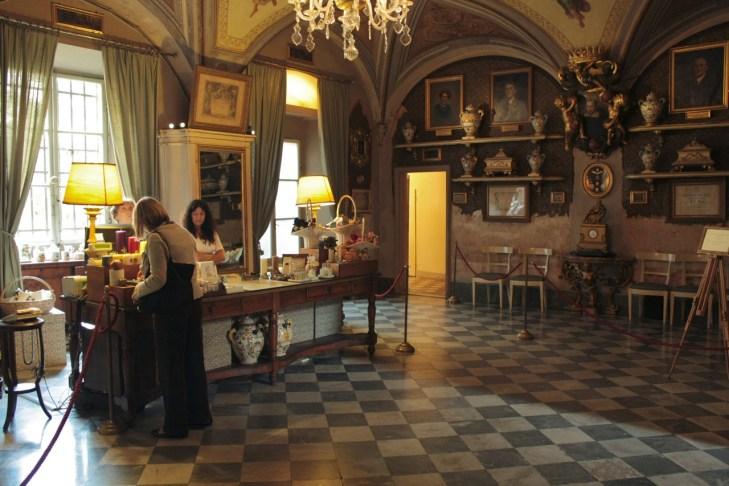 Officina Profumo di Santa Maria Novella in Florenz