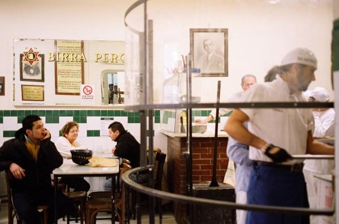 L'Antica Pizzeria Da Michele in Neapel