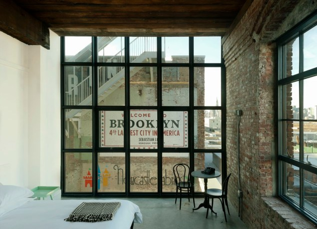 Wythe Hotel in New York