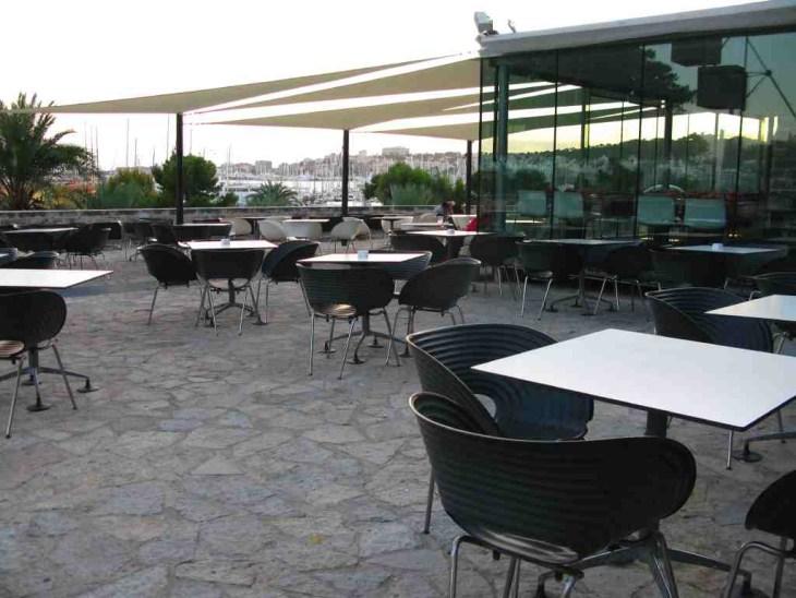 Café Es Baluard, Nicola Bramigk