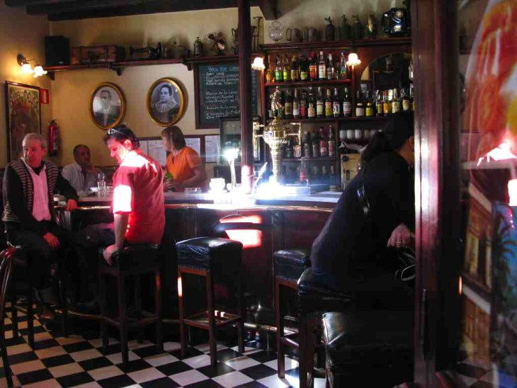 Café La Lonja, Nicola Bramigk