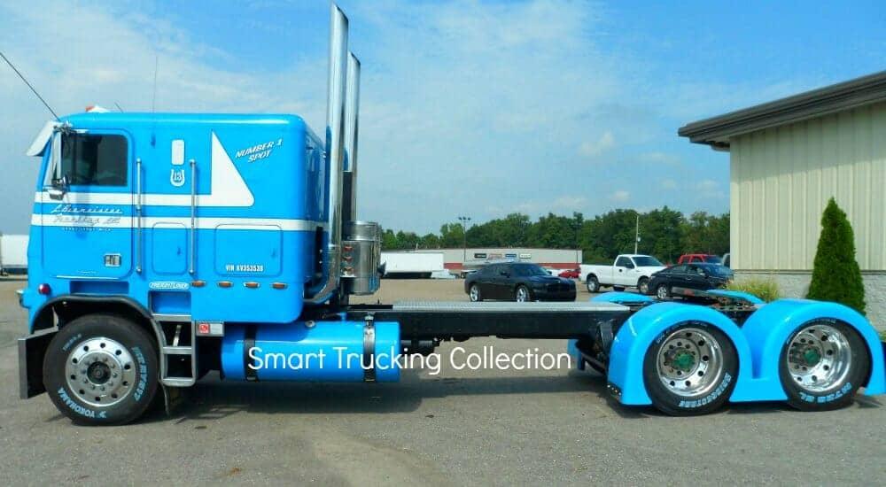 Truck Sleeper International Custom