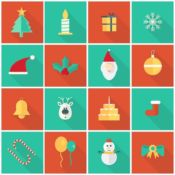 Xmas Freebies: 25 Best Hi-quality Christmas Graphic ...