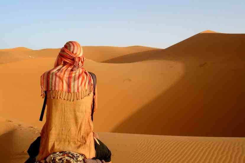 Contenuti seo content marketing turistico viaggi nel deserto travel blog