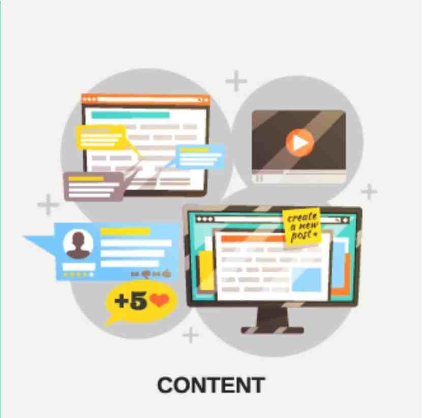 I contenuti sono la pietra miliare, anzi i mattoni o i pilastri del nostro blog