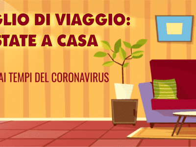 coronavirus e marketing viaggi