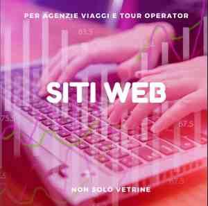 creazione siti web mobile ottimizzati seo per agenzie viaggi e tour operator