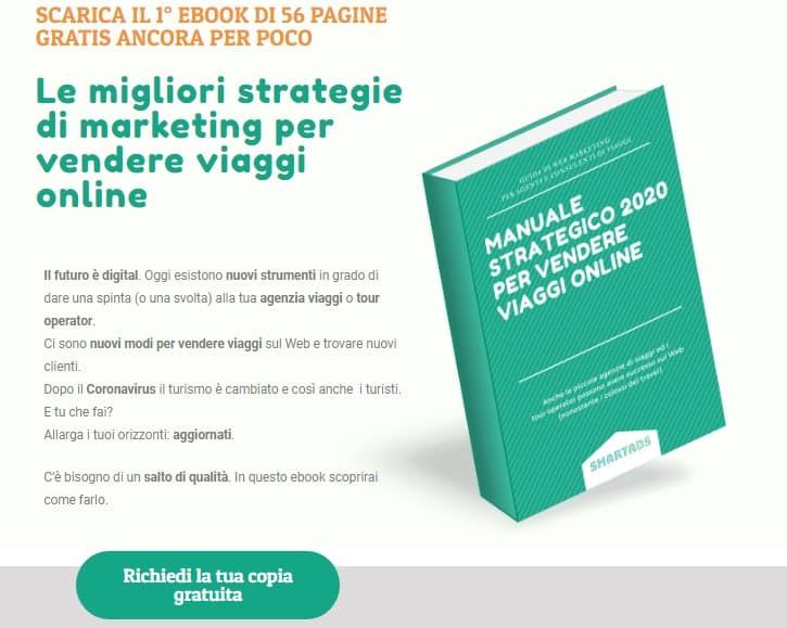 Ebook gratis strategie di marketing per toru operator e agenzie di viaggi- come vendere viaggi online