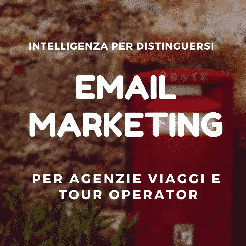 email marketing per imprese turistiche