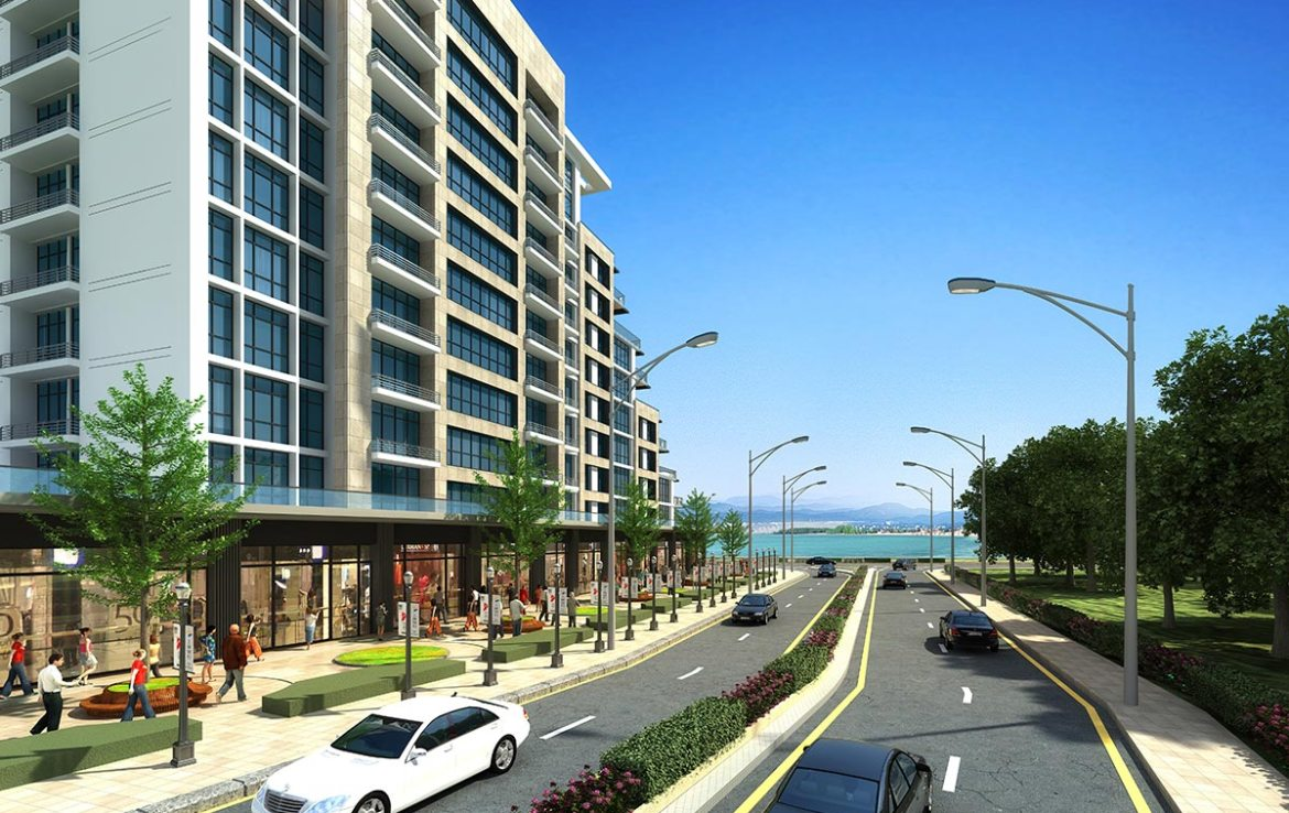 Properties for sale in Istanbul, Turkey, with full sea view