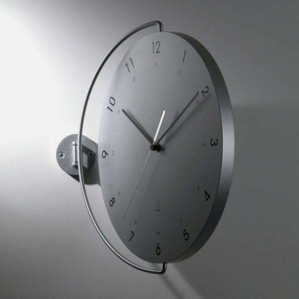 Trova una vasta selezione di orologi da parete moderno sul design a prezzi vantaggiosi su ebay. Orologio A Muro Design In Acciaio E Legno Tour