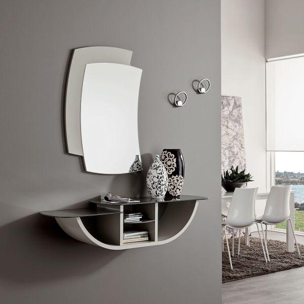 Xile cucina soggiorno porte scorrevoli vetro ti posto le. Mobili Da Ingresso Design Moderno Timo 4