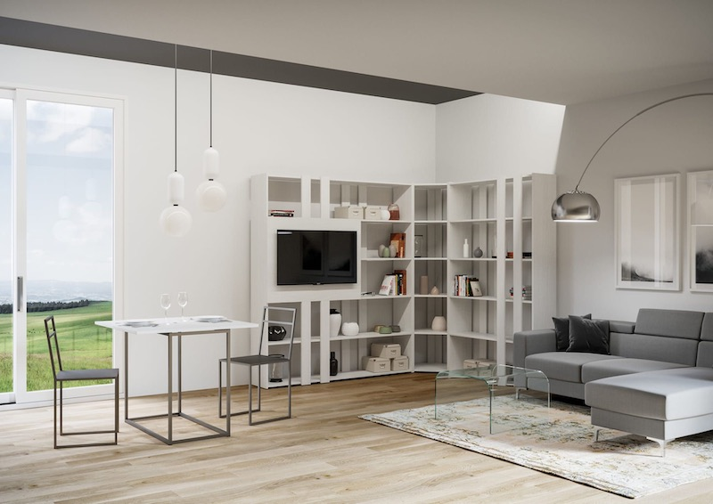Salotto non contano se in ogni angolo puoi avere pareti soggiorno moderne. Pareti Attrezzate Contemporanee Scopri I Nuovi Arrivi