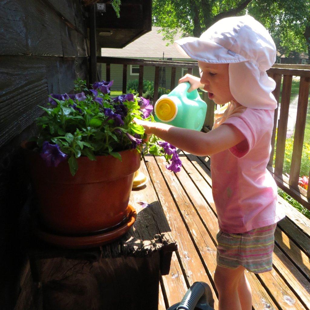 Mommy's Gardener