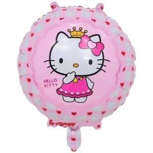 Balon Folie Hello Kitty, 45 cm