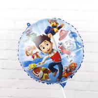 Balon Folie Ryder & Patrula Catelusilor, 45 cm