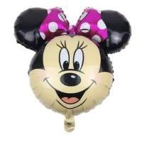 Figurina cap Minnie, 70 cm