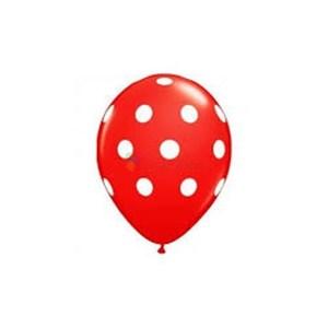 balon-latex-rosu-buline