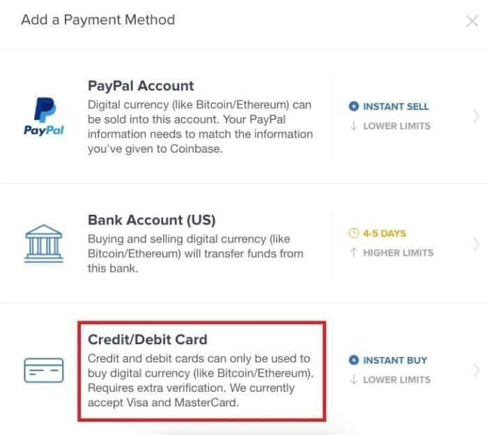 Why Do You Need An Id For Coinbase How To Buy Bitcoin In Ira