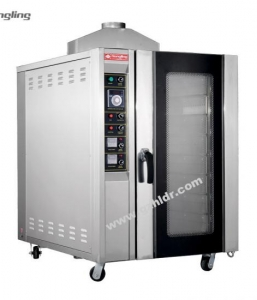 32 trays diesel gas electric rotary