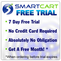 Start an online store business with SmartCart Ecommerce Free Trial