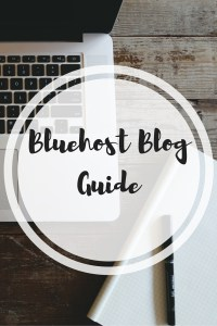 Bluehost BlogGuide
