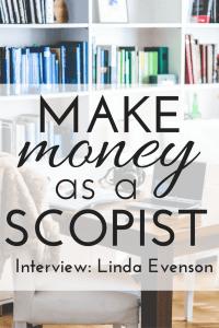 make money as a scopist