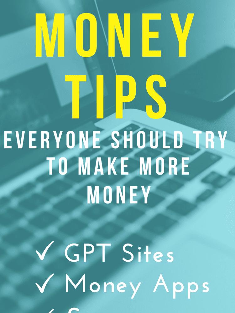 extra money tips | extra cash | extra money | paid surveys