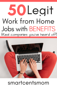 legitimate work from home jobs