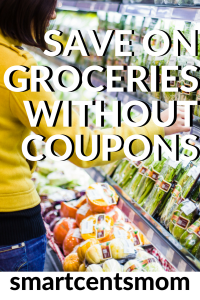 Save on groceries without coupons! No time for coupons? This is the best way to save money on groceries without coupons using this saving money app. I've saved $1000 alone with this app! #savingmoney #ibotta #savingmoneytips #frugalliving #frugal