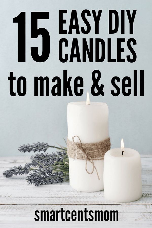 Crafts that Make Money: Start a Candle Business from Home - Smart
