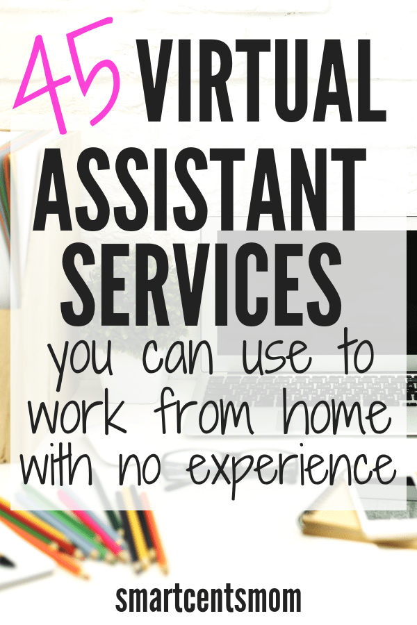 Most IN DEMAND Virtual Assistant Services to Make Money from Home