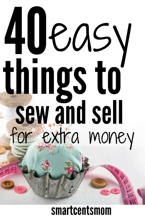 41 Easy Fabric Craft Ideas To Sell Smart Cents Mom