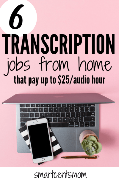 transcription job description