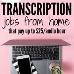 transcription job description