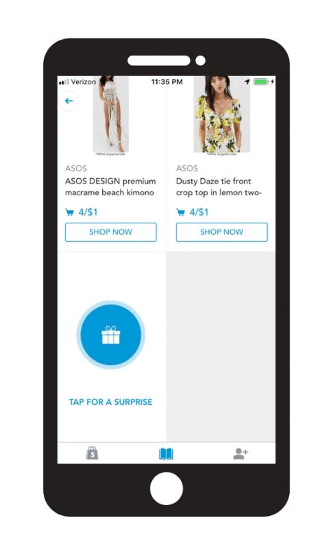 Shopkick hidden kicks on the Shopkick App