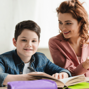 balance home school and being a work at home mom