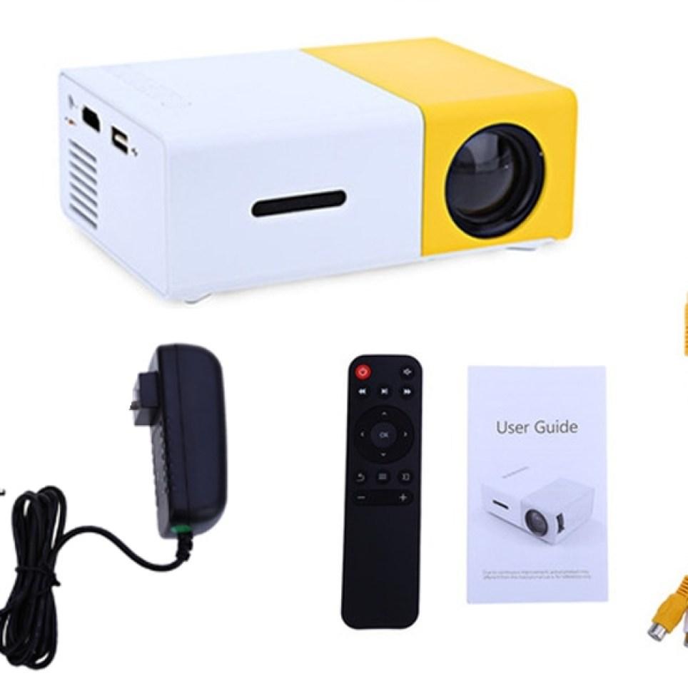 Mini Pocket LED Projector
