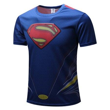 superheroes style t shirts superman