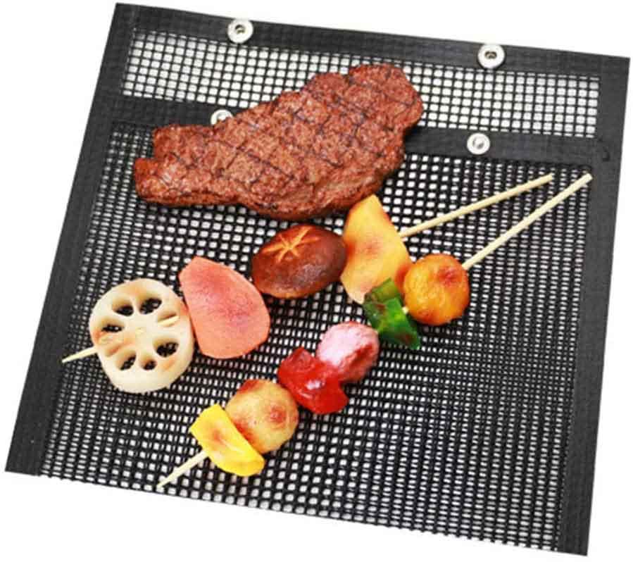 Barbecue Non-Stick Mesh Grill Bag