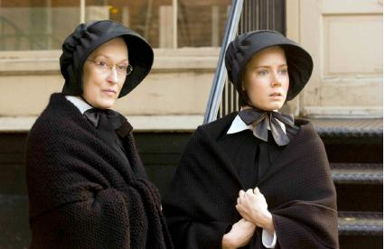Meryl Streep and Amy Adams in Doubt