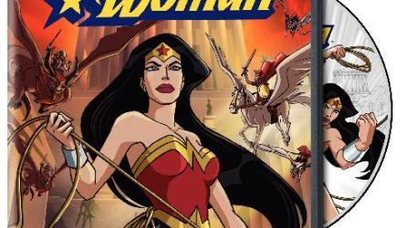 Wonder Woman (DVD) Review
