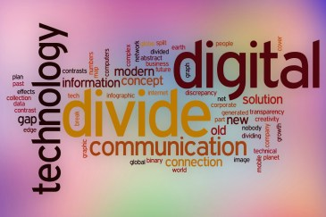 """""""Digital divide is now a digital chasm"""" - Smart Cities World"""