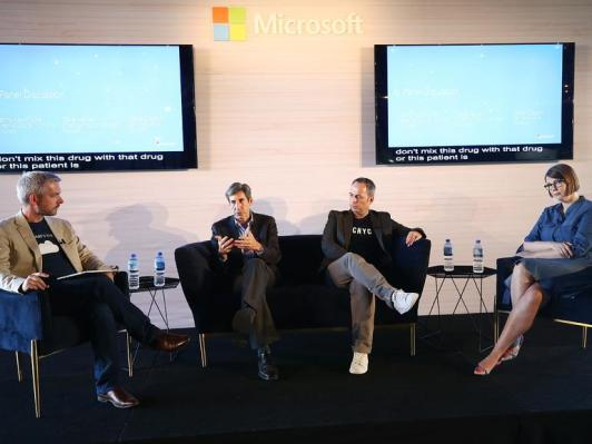 Microsoft using AI to empower people living with disabilities
