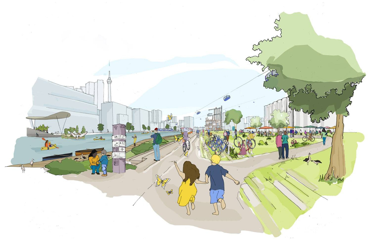 Google's Sidewalk Labs signs deal for 'smart city' makeover of Toronto'swaterfront