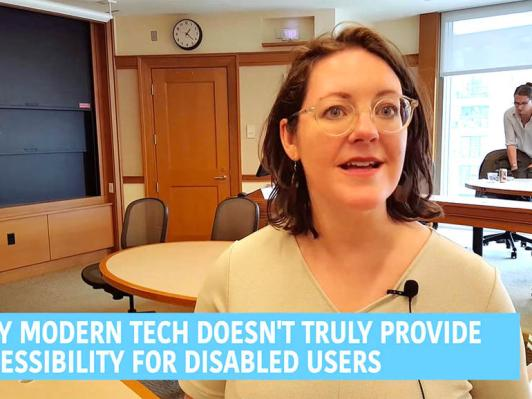 Despite its promise, modern technology often fails to help disabled users – TechRepublic