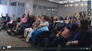 @ImTiffanyYu Talks Inequality and Disability |  #InequalityIs @Diversability