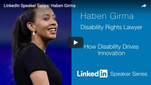 WEBINAR: Livestream | LinkedIn Speaker Series with @HabenGirma