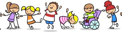eight-diverse-children-playing-cartoon